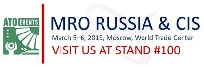 Global Aviation at MRO Russia 2019